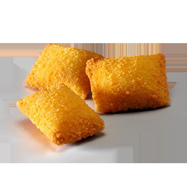 Сырные подушечки 3 штуки