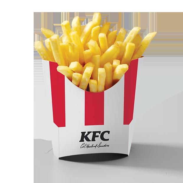 Картофель фри стандартный - 100г
