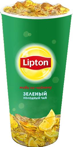 Чай Липтон Зеленый 0,3 л